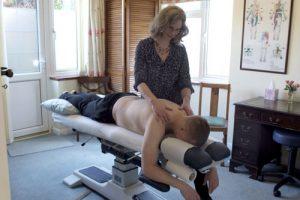 Male Undergoing Treatment